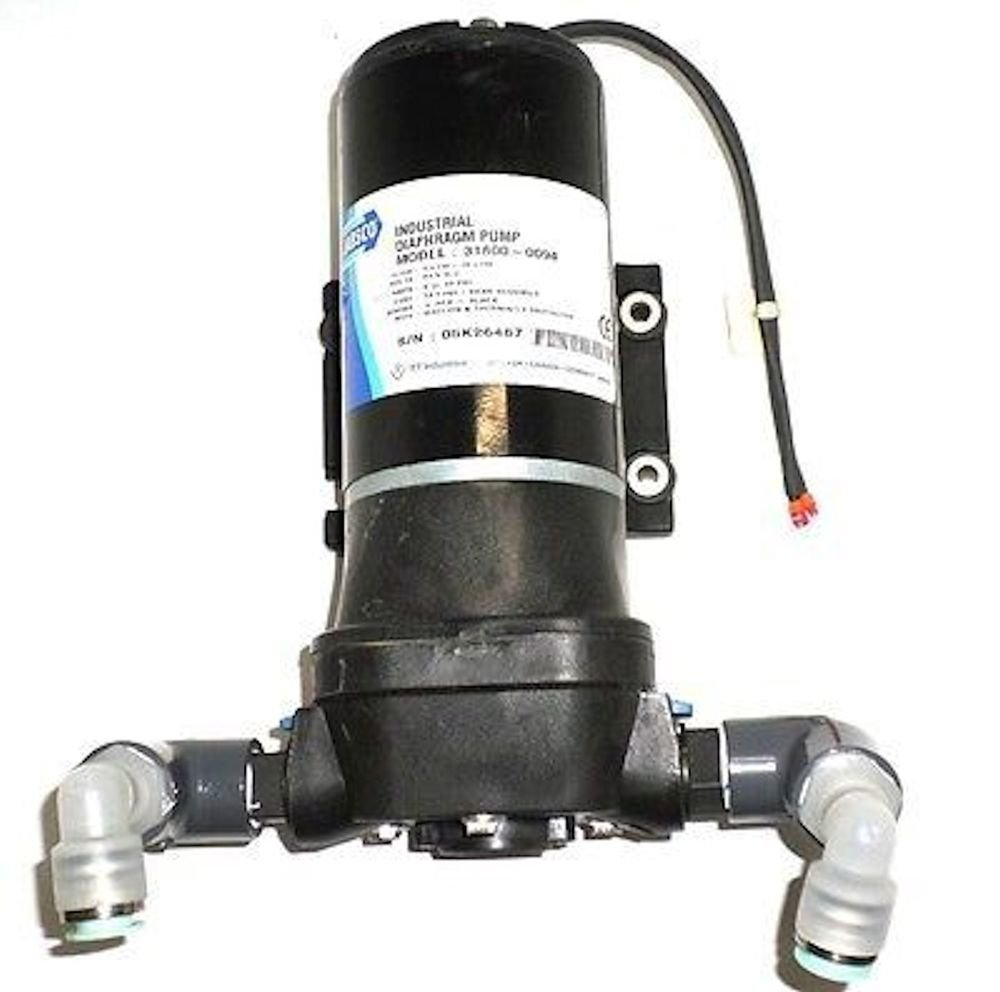 Jabsco 31800-0094 Automatic Water System Pump 4.0 GPM 50 PSI 24VDC