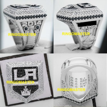 Los Angeles Kings 2014 Stanley Cup Championship Size 11 12