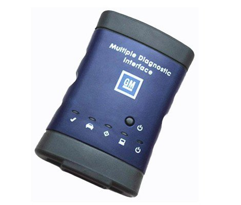 Tech2 MDI Scanner with connecting to TIS2WEB GM Software.