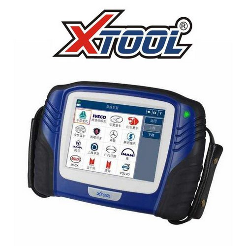 XTOOL PS2 Heavy Duty Universal Truck Professional Diagnostic Tool