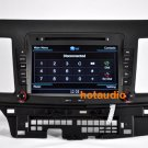 Mitsubishi LANCER GPS Radio TV V-CDC, support 3G WiFi DVR, HD 1080P with actual USA map
