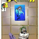 Robin II- #1A - Joker in straight jacket; Robin Hologram NM