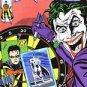 Robin II- #2B - Joker w/dart board cover; Batman Hologram NM