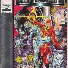 Deathmate #1- Silver Cover  NM