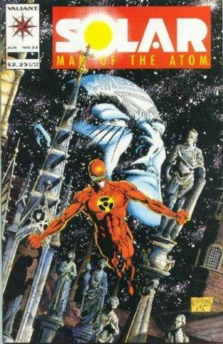 Solar: Man of the Atom #22  NM