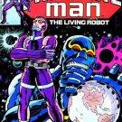 Machine Man #5   (VF+ to NM-)