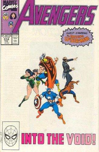 Avengers Comics #314  (VF to VF+)