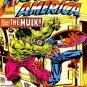Captain America #257  (VF)