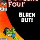 Fantastic Four #293 (VF to VF+)