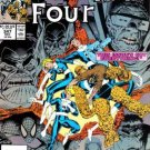 Fantastic Four #347  (NM-)