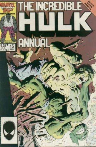 Incredible Hulk Annual #15  (NM-)