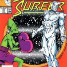 Silver Surfer #33  (NM-)