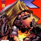 Weapon X #4: Age of Apocalypse  (VF to VF+)