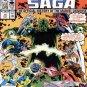 Marvel Saga #18  (NM-)