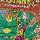 New Teen Titans #33  (VF to VF+)