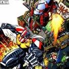 Super Patriot #3  (VF to VF+)