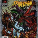 Ultraforce Spiderman #1A  (VF+ to NM-)