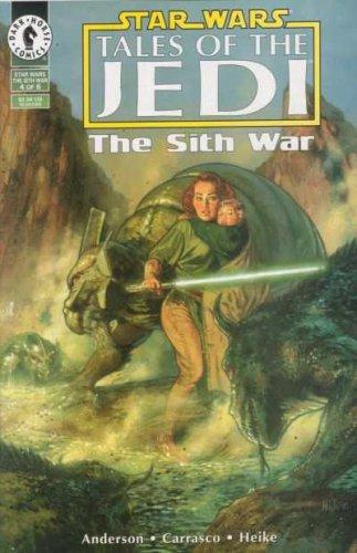 Star Wars: Tales of the Jedi  #4  (NM-)
