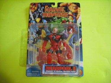 Marvel Universe: Deadpool II Action Figure