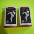 Hallmark Keepsake Ornaments (2 packages) Nolan Ryan 1996 (includes card)