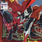 Spawn #8  VF+ to NM-  (5 copies)