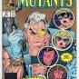 New Mutants #87  2nd print gold NM-/ NM (5 copies)