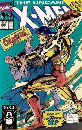 Uncanny X-Men #279  VF+ to NM-  (5 copies)