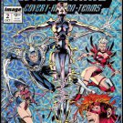 WildC.A.T.s: Covert Action Teams  #2  NM