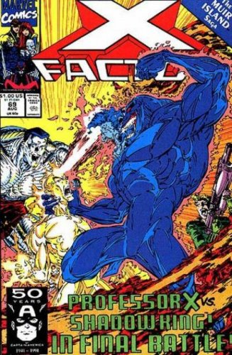 X-Factor #69  VF+ to NM-  (5 copies)
