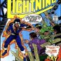 Black Lightning #11  (VF to VF+)