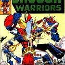 Shogun Warriors #6  (VF+)