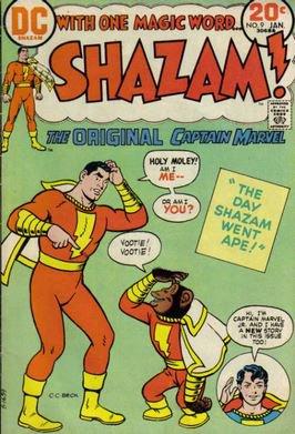 Shazam #9  (VF)