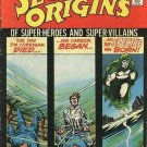 Secret Origins #5 (VG+ to FN+)