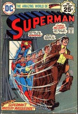Superman #283  (VG)