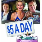 $5 a Day on DVD; 2010 comedy; Christopher Walken