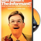 The Informant on DVD; 2010 comedy-drama; Matt Damon