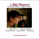 The High Chaparral on 49 DVDs~ Definitive Regular Edition Complete Series