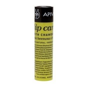 Apivita Lip Care with Chamomile SPF15 Dry/Chapped Lips 4.4gr