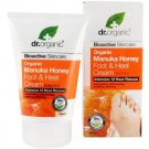 Dr.Organic Organic Manuka Honey Foot and Heel Cream 125ml