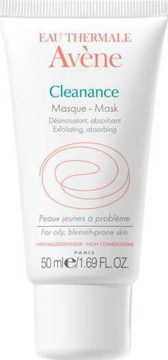 Avene Eau Thermale Cleanance Masque Purifiant, 50 ml