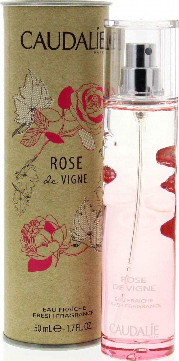 Caudalie Eau Fraîche Rose de Vigne 50ml
