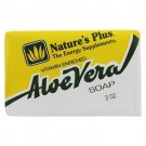 NATURE'S PLUS ADE ALOE VERA SOAP 3 OZ