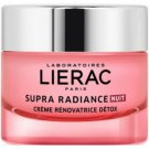 LIERAC SUPRA RADIANCE Night Detox Renewing Cream 50ml