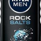Nivea Men Rock Salt Shower Gel Men's Shower Gel 500ml