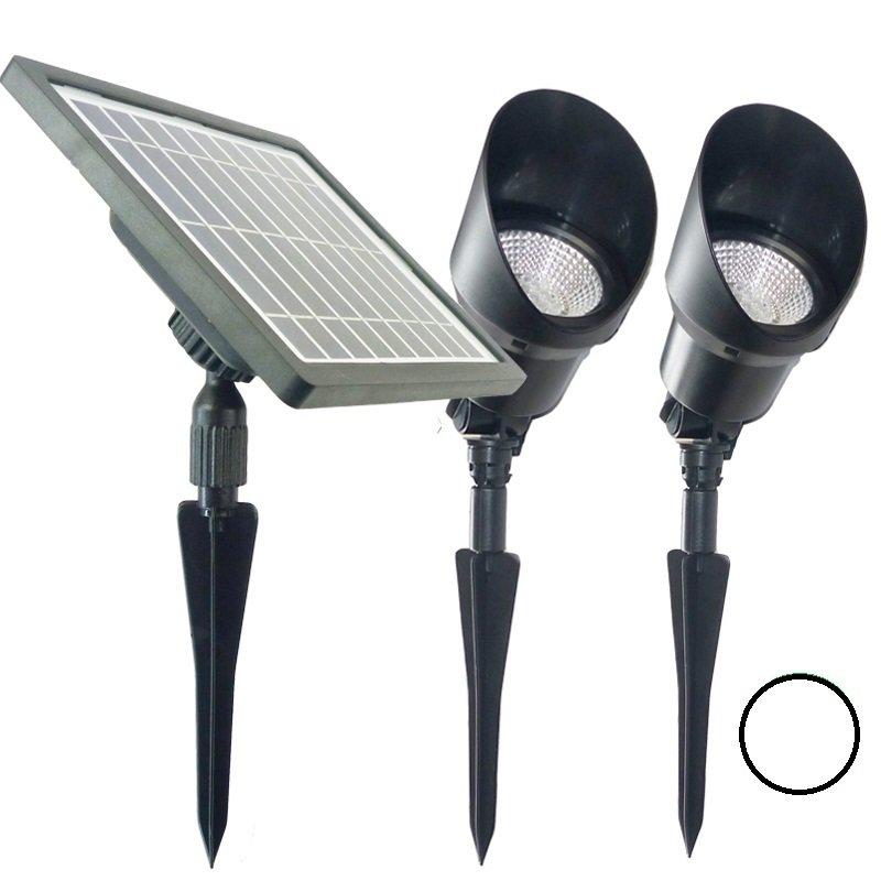 Professional garden Solar Spot light 36 LED Decorative Yard Outdoor Lights - cold white