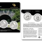2015 America The Beautiful Complete 5 3 Coin Sets For The Year