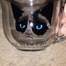 Grumpy Cat Glass Mug