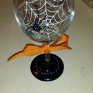 Halloween Painted Wine Goblets