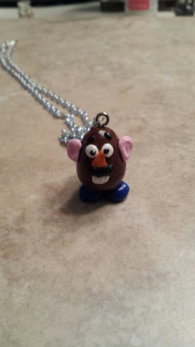 Popular Character Clay Charm Necklaces