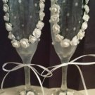 Beautiful Wedding Toasting Flutes Champagne Glass Wedding Gifts Glassware